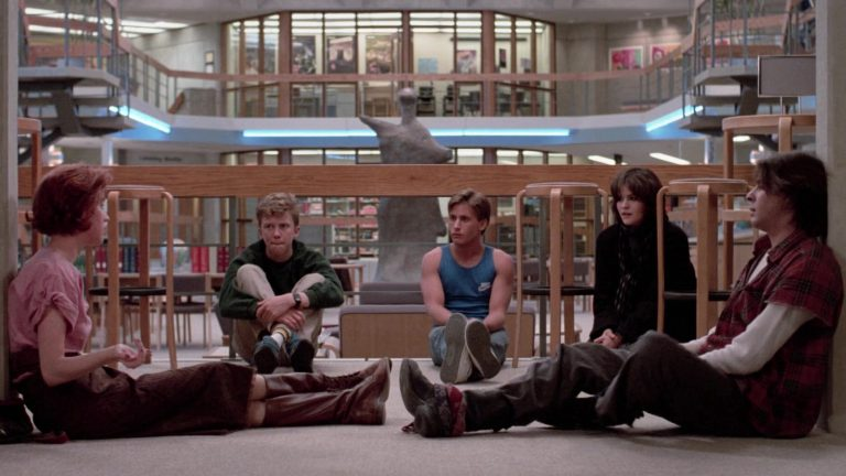 1×02 – The Breakfast Club