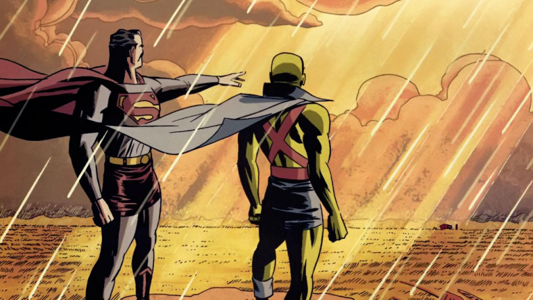 1×13 – DC: The New Frontier