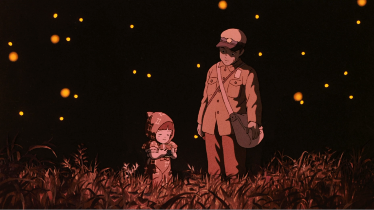 1×14 – Grave of the Fireflies