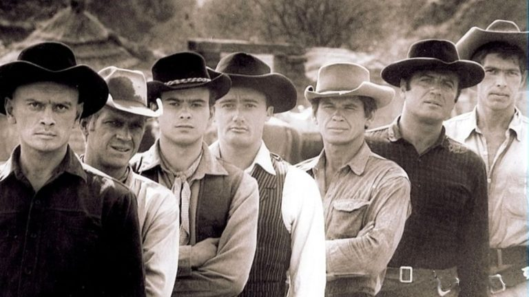 2×04 – The Magnificent Seven (1960, 2016)