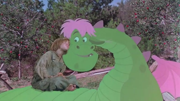 2×02 – Pete's Dragon (1977, 2016)