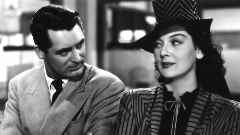 2×07 – His Girl Friday