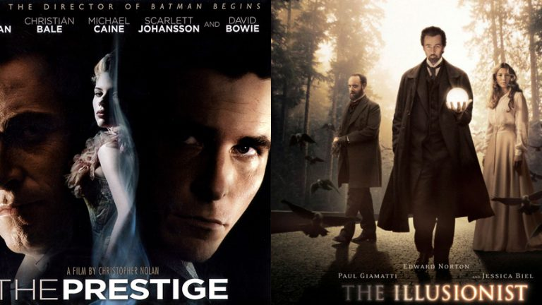 Vakfolt versus 1×03 – The Illusionist vs. The Prestige
