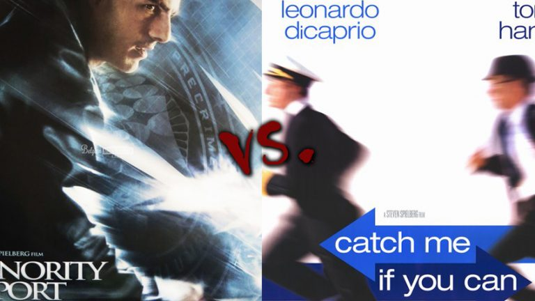 Vakfolt versus 3×01 – Minority Report vs. Catch Me If You Can – vendégünk Brandon Hackett